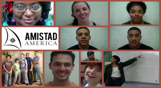 Amistad America collage